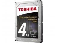TOSHIBA 4TB 3.5 inch SATA III 128MB 7.200rpm HDWE140UZSVA X300 series bulk