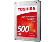 TOSHIBA 500GB 3.5 inch SATA III 64MB 7.200rpm HDWD105EZSTA P300 series