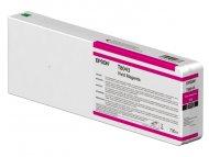 EPSON T804300 UltraChrome HDX/HD Vivid Magenta 700ml kertridz
