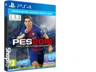 KONAMI PS4 Pro Evolution Soccer 2018 Premium Edition