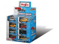 MAISTO Igr. Metalni autic Power Racer 11 cm (24069)
