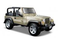 MAISTO Igr. Metalni automobil 1:27 Jeep Wrangler Rubicon (31245)