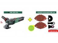 BOSCH zeleni alat PMF 350 CES multifunkcionalni alat + 13-delni univerzalni PMF set GRATIS 0603102220