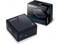 GIGABYTE GB-BACE-3000 BRIX Mini PC Intel Dual Core N3000 1.04GHz (2.08GHz)