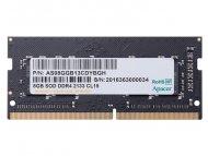 APACER SODIMM DDR4 4GB 2133MHz Retail ES.04G2R.KDH