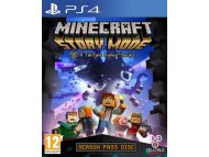 Telltale Games PS4 Minecraft Story Mode: Season Two