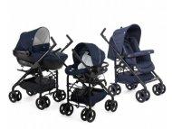 CHICCO Trio Sprint blue passion-plavi (kolica+autosedište+nosiljka)