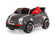 Per Perego Auto na akumulator Fiat 500 6v S Gray