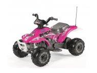 Per Perego Motor sa akumulatorom Quad Corall BearCat Pink