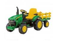 Per Perego Traktor sa akumulatorom John Deer Ground Force