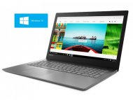 LENOVO IdeaPad 320-15IAP (80XR00B9YA) N3350, 4GB, 500GB, DVD-RW, Win10, Onyx Black