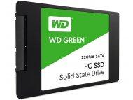WESTERN DIGITAL 120GB 2.5 SATA III WDS120G1G0A Green SSD