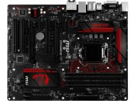 MSI H170 GAMING M3 + Interceptor DS B1 gaming miš