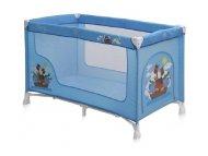 Lorelli Bertoni Prenosivi Krevetac Nanny 1 Nivo Blue Adventure