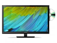 SHARP LC-22DFE4011E Full HD digital LED TV + DVD Player
