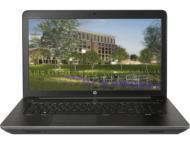 HP ZBook 17 G4 i7-7700HQ 16GB 256GB SSD nVidia Quadro M2200 4GB Win 10 Pro FullHD IPS (1RQ79EA)