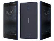 NOKIA 3 DS Tempered Blue