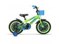 ULTRA KID-BIKE 16'' KIDY green