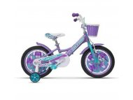 ULTRA KID BIKE 16'' LARISA purple