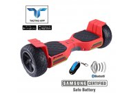 XPLORER Hoverboard Hummer V2 Red 8.5''