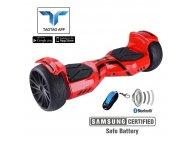 XPLORER Hoverboard Viper Red 9''