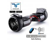 XPLORER Hoverboard Viper Black 9''