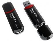 ADATA MEM UFD 16GB UV150 Black AD (AUV150-16G-RBK)