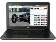 HP ZBook 15 G4 i7-7700HQ 8GB 256GB SSD nVidia Quadro M620 2GB Win 10 Pro FullHD (Y6K18EA)
