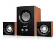 GENIUS SW-2.1 375 2.1 wood zvučnici