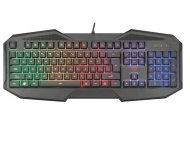 TRUST Gejmerska tastatura GXT 830-RW AVONN (Crna) (21621)