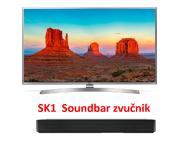 LG 50UK6950PLB WebOS 4.0 Smart HDR 4K Ultra HD