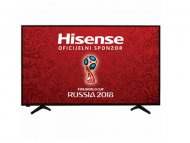 Hisense H43A6100 Smart LED 4K Ultra HD LCD