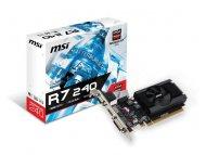 MSI VGA PCIe MSI R7 240 2GD3 64b LP