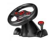 MARVO GT-900 Gaming za XBox/360/PS3/PC, DUAL SHOCK, Crna/Crvena