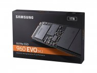 SAMSUNG SSD 1TB SAM 960 Evo, M.2 2280 PCIe EU (MZ-V6E1T0BW/EU)