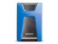 ADATA HDD EXT AD DashDrive HD650 Blue 1TB USB 3.0 (AHD650-1TU31-CBL)