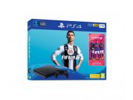 SONY PlayStation PS4 1TB + extra Dualshock + FIFA 2019