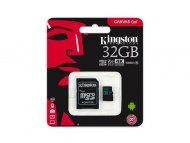KINGSTON MEM SD MICRO 32GB HC Class U3 UHS-I +ad KIN (SDCG2/32GB)