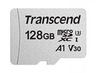 TRANSCEND MEM SD MICRO 128GB HC Class UHS-I U3 300S TS TS128GUSD300S