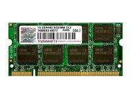 TRANSCEND SODIMM DDR 1GB 400MHz TS TS128MSD64V4A