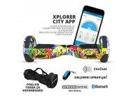 XPLORER Hoverboard CITY 6,5'' hip-hop