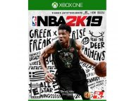 TAKE2 XBOX ONE NBA 2K19