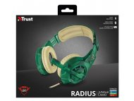 TRUST Gaming GXT 310 Radius Gaming Headset - Jungle (22207)
