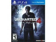 Naughty Dog PS4 Uncharted 4 A Thief's End