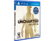 Naughty Dog PS4 Uncharted Collection HITS