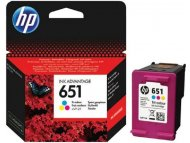HP HP 651 Tri-color C2P11AE