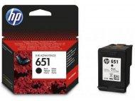 HP HP 651 Black C2P10AE