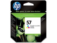 HP No.57 Tri-color Ink Cartridge C6657AE