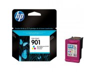 HP No.901 Tri-color Ink Cartridge CC656AE