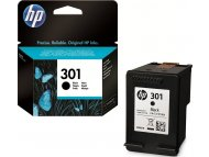 HP HP No.301 Black Ink Cartridge CH561EE